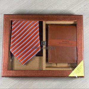 ❌ 2 FOR $30❌  Tie & Wallet Set